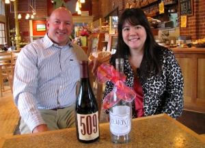 Conroy & Fujimura Introduce Wine to Fremont