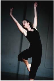 Karin Stevens Dancing